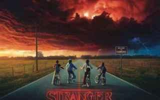 Musica: stranger things  serie tv  netflix