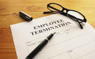 Leggi e Diritti: lavoro  licenziamento  razzismo