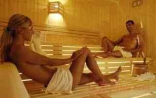 Salute: palestre  spogliatoi  saune  piscine