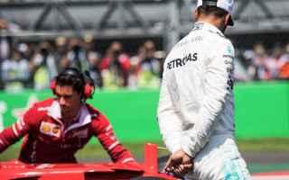 Formula 1: formula 1  vettel  qualifiche  messico