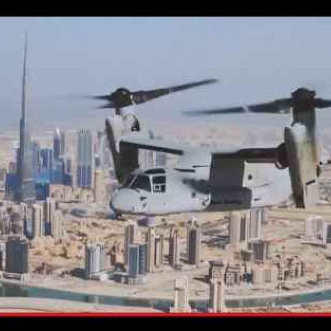 tecnologia  aerei  elicotteri  usa