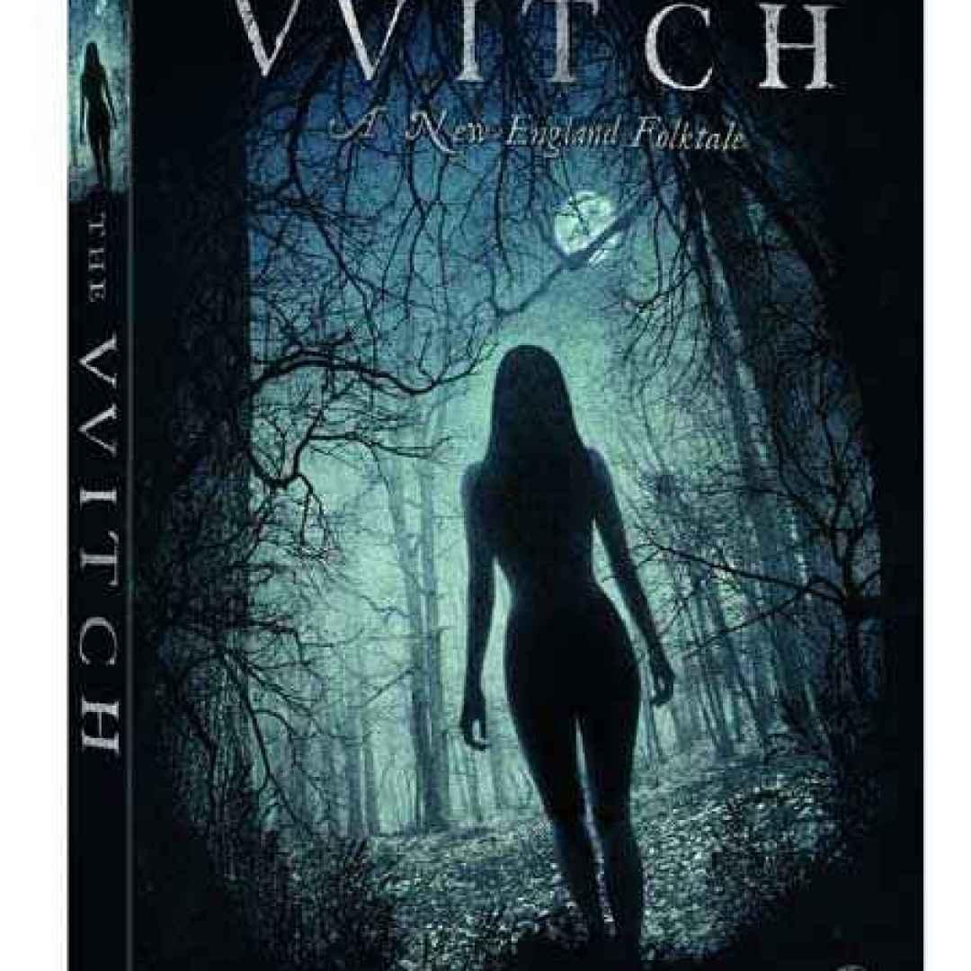 the witch  horror  robert eggers dvd