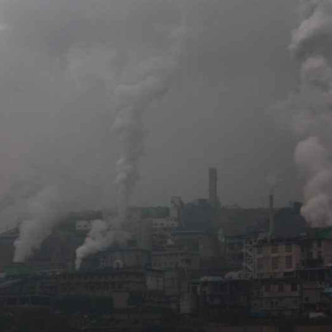 acqua ambiente cina inquinamento