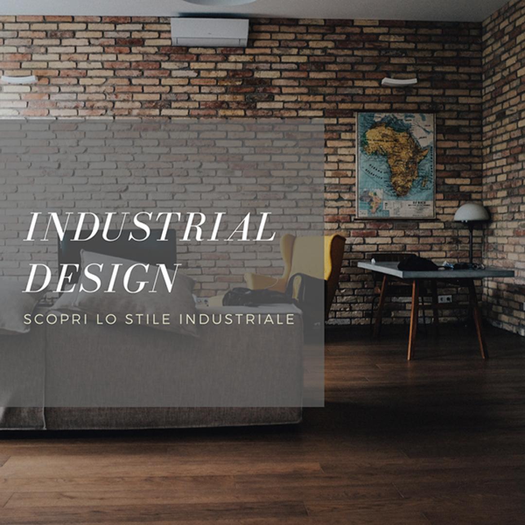 casa  arredamento  stile industriale