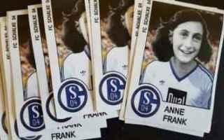 Calcio: fortuna düsseldorf  lazio  anna frank