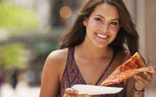 Alimentazione: pizza  calorie  dieta