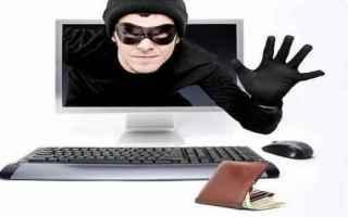 Sicurezza: truffe online