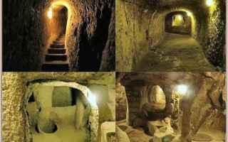 Storia: rifugio  città sotterranea  derinkuyu
