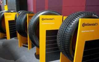 Automobili: continental  ritiro dal mercato  pneumatici
