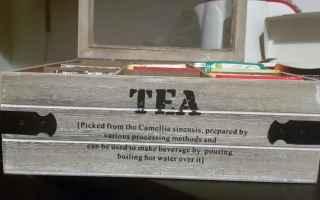 Alimentazione: abitudini  tè  antiossidanti