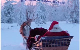 Viaggi: natale  viaggi  finlandia  babbo natale