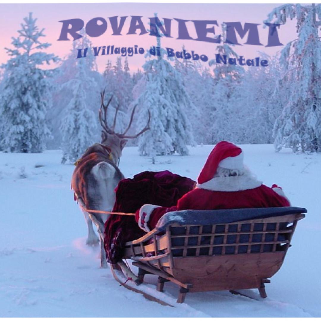 natale  viaggi  finlandia  babbo natale