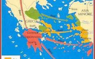 Storia: achei  grecia  leggende  minotauro