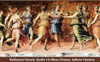 Cultura: mitologia  muse  arte  mnemosine