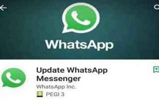 Sicurezza: whatsapp  adware  android