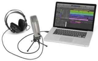 Audio: c01u pro  microfono a condensatore