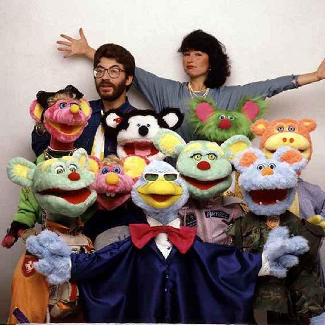gruppo 80  tv  uan  five  anni 80