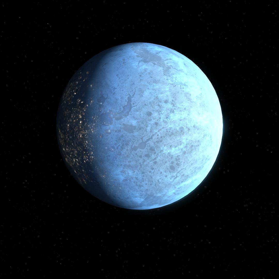 alieni  ghiaccio  alan stern