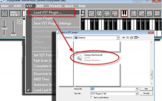 Audio: minihost  vst plugins  vst  free vst