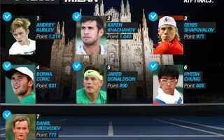 Tennis: tennis  juniores next gen  spagna