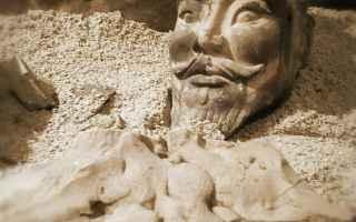 Storia: cina esercito terracotta napoli
