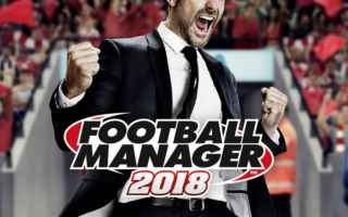 PC games: football manager 2018  download  vendite