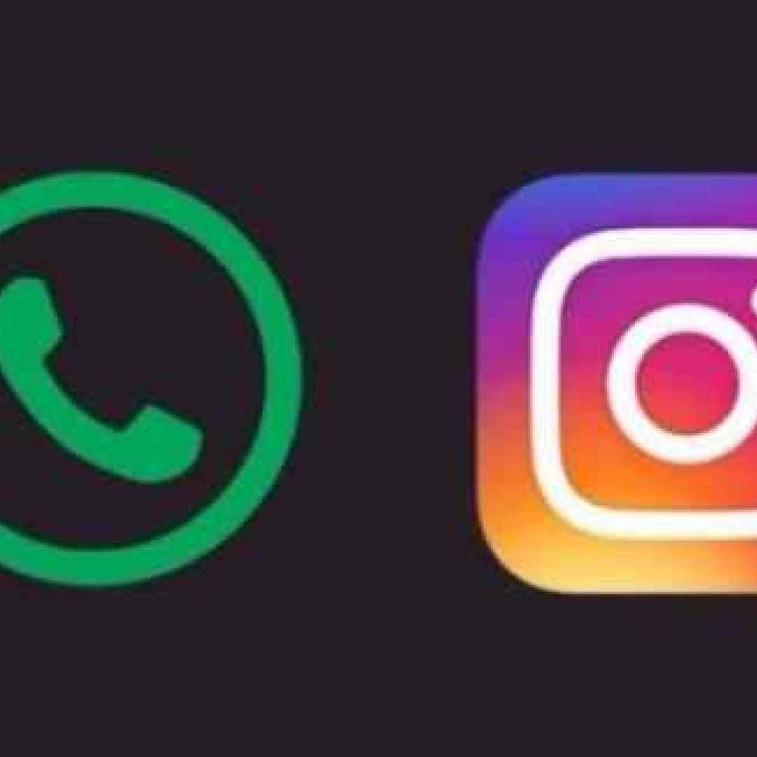 whatsapp  instagram  apps