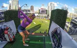 Sport: golf