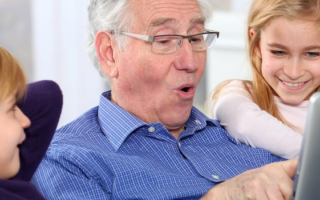 sordità  ipoacusia  nonno  nipote