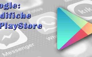 Siti Web: play store  novita  google