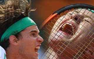 Tennis: tennis grand slam news thiem mladenovic