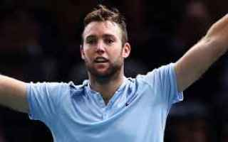 Tennis: tennis grand slam atp finals jack sock