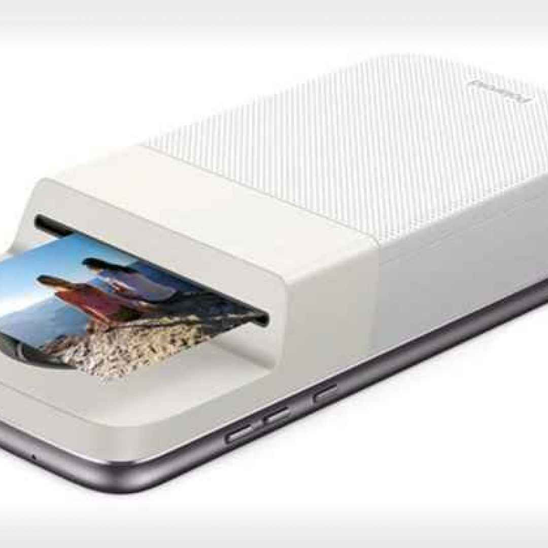 polaroid  smartphone  fotografia