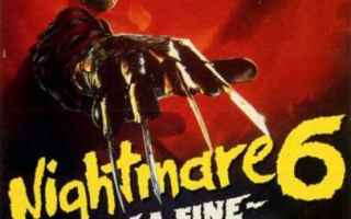 Cinema: anni 80  nightmare  horror  paura