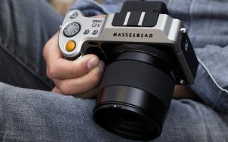 Fotocamere: hasselblad  mirrorless fotografia