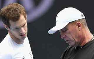 Tennis: tennis grand slam news lendl murray