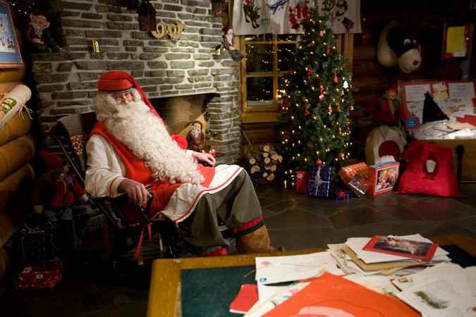 Una visita al Villaggio di Babbo Natale a Rovaniemi in ...