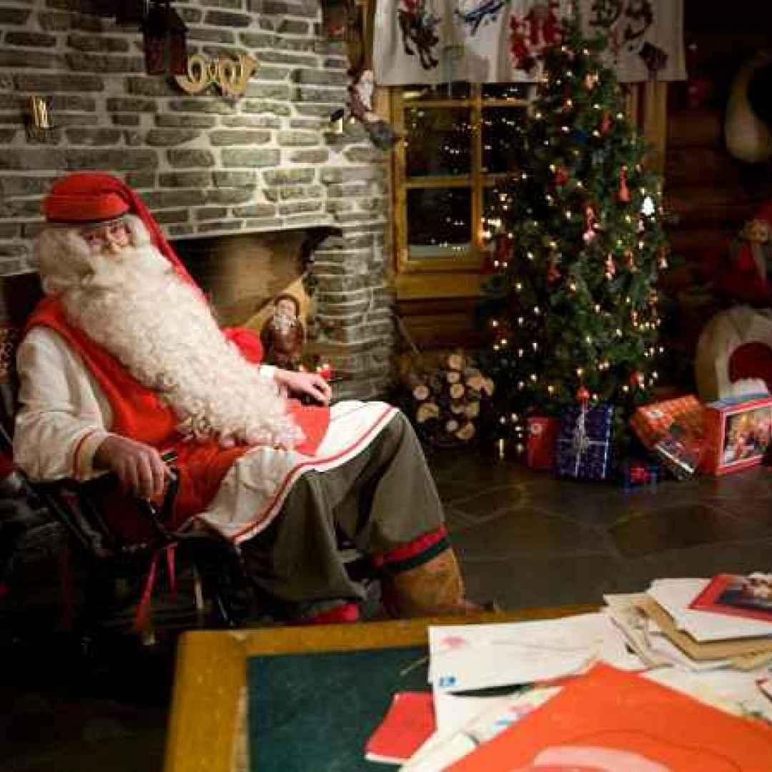 Rovaniemi Finlandia Villaggio Di Babbo Natale.Una Visita Al Villaggio Di Babbo Natale A Rovaniemi In Finlandia Natale