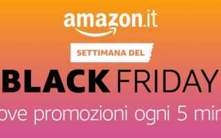 Amazon: black  friday  amazon  offerte  sconti