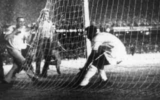 Calcio: pelé  santos  1000  gol  brasile