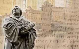 Storia: storia  riforma protestante