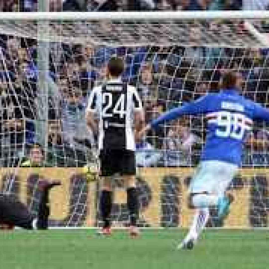 calcio  serie a  juventus  sampdoria