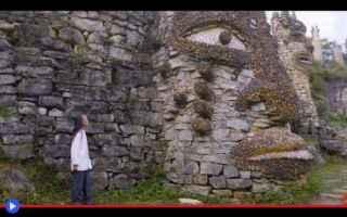 dal Mondo: architettura  cina  castelli