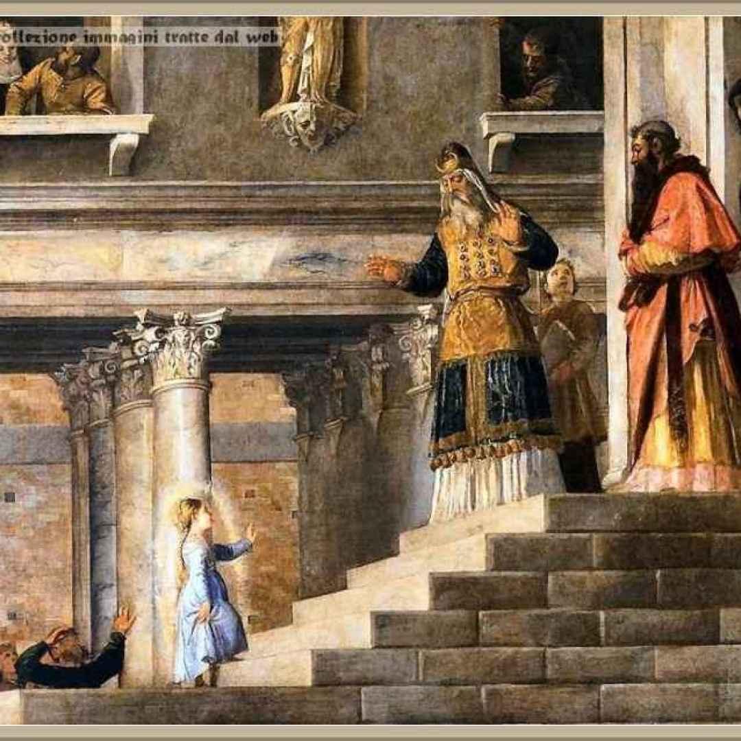maria  presentazione  signore  tempio