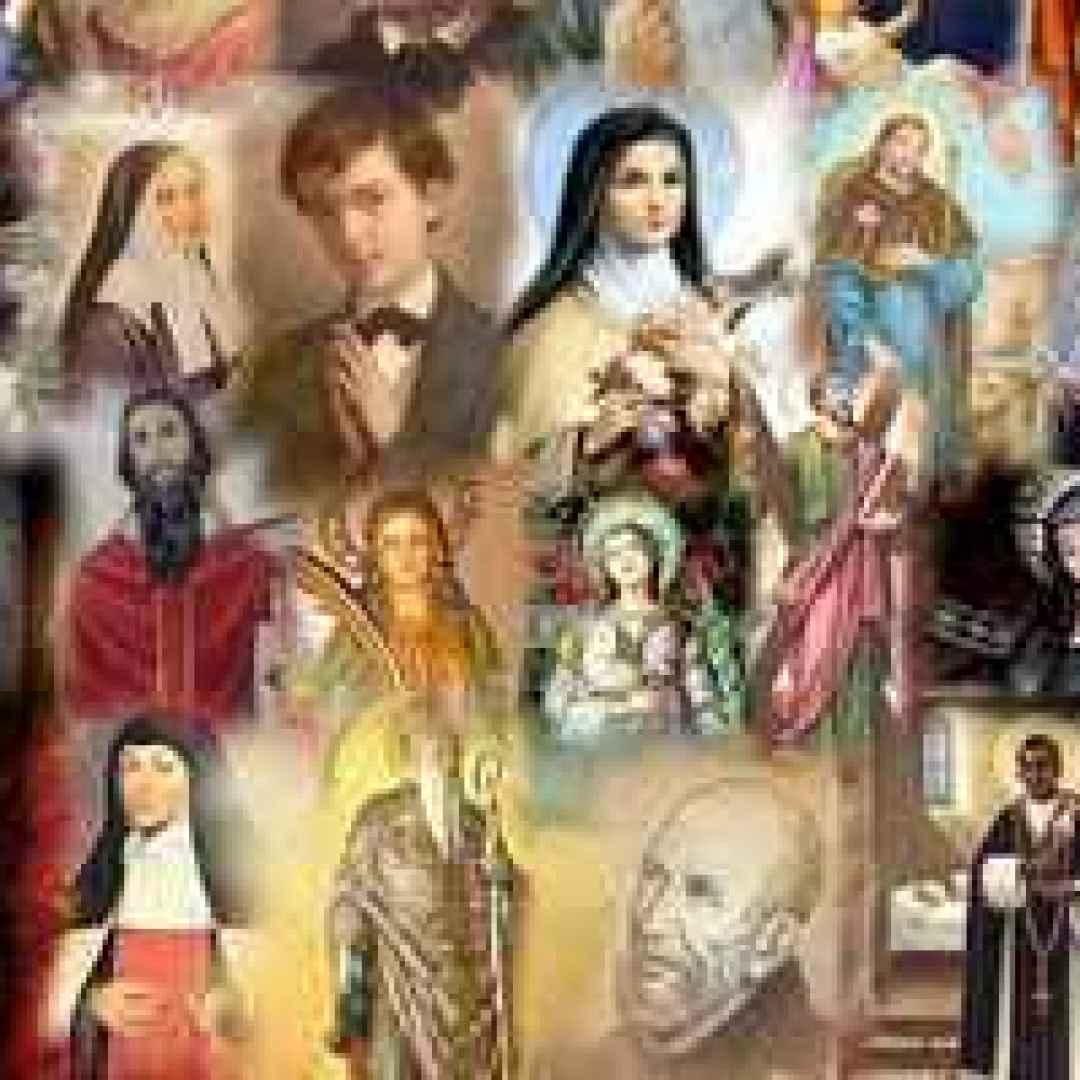 santi oggi  22 novembre  calendario