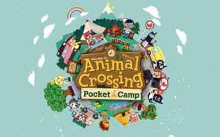 Mobile games: animal crossing nintendo android iphone