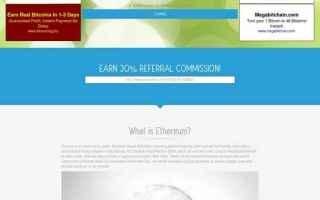 Economia: ethereum  faucet