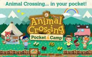 Mobile games: trucchi animal crossing pocket camp