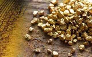 Borsa e Finanza: oro  trading  stocastico  correlazioni