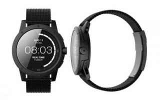 Gadget: blackview  smartwatch